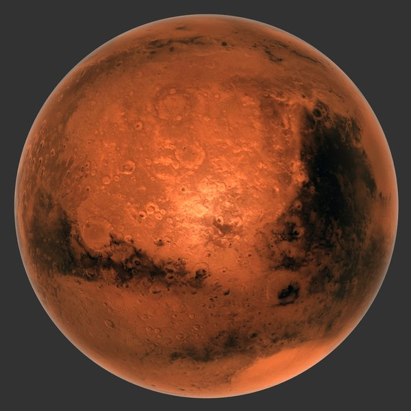 real pictures of mars the planet - photo #11