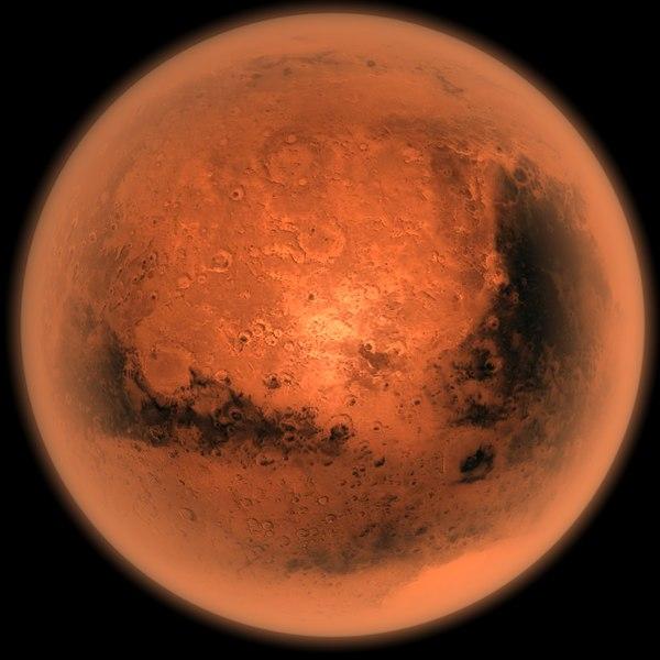 model of planet mars - photo #47