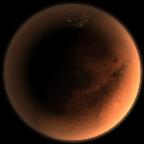 planet mars project - photo #19