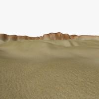 max desert terrain