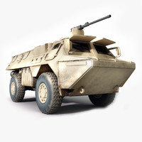 ASV Military Transport