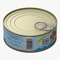 Canned Tuna 3