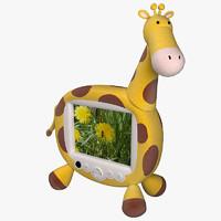 TV Giraffe