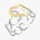 heart ring 3D models