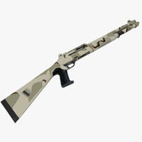 max benelli m4 shotgun rifle