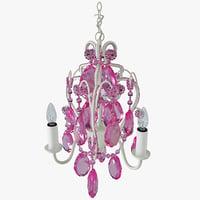 3d chandelier 2