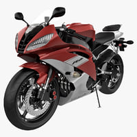 3ds max yamaha yzf r6
