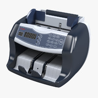 money counter 3D models