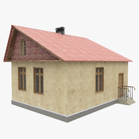 small house 3ds