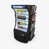 Grocery - End Cap Cooler