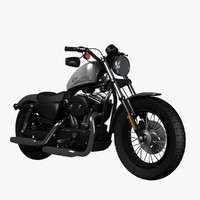 Harley Davidson Sportster Forty-Eight CM