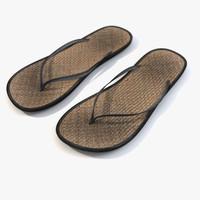 3d flip flop