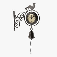 Outdoor Clock 1