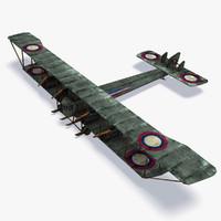 ilya muromets aircraft games 3d c4d