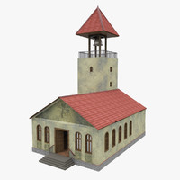 small church 3ds