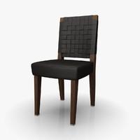 3dsmax luxury chair
