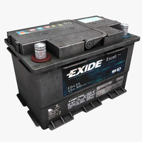 car battery 3ds