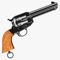 3ds police revolver remington 2