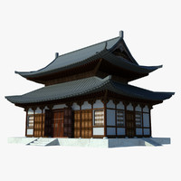 Japanese Temple - Tofukuji Hondo