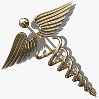 3ds max caduceus