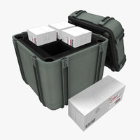 Cube Supply Case