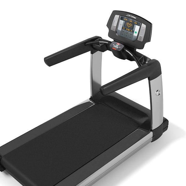 Life Fitness Treadmill Operation Manual: Fitness Treadmill: Turbo Fitness Treadmill