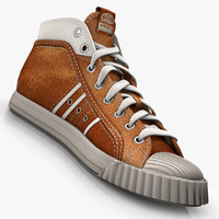 3ds shoe using