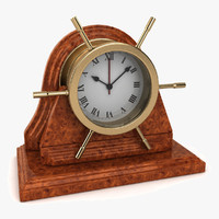 Nautical Clock