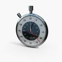 stop watch 3D models
