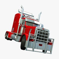 Peterbilt 379 BIG RED