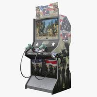 Arcade Game Americas Army