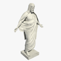 Latter-day Saints Jesus Statue