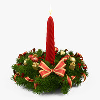 Christmas Wreath 7