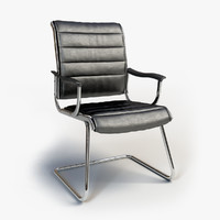 3d office chair ch-994av