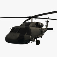 maya blackhawk uh-60 sikosky