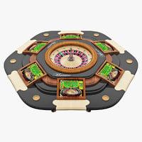 Roulette Table V3