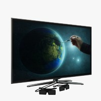 Samsung Smart TV LED 3D UE40ES6800