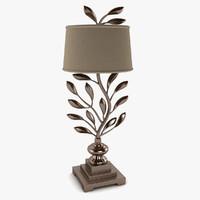 3d flower lamp