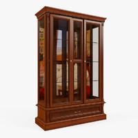 cupboard 2 3d model