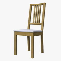 börje chair 3d model