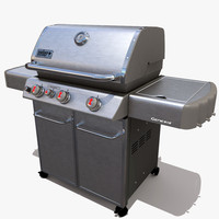 Barbecue Weber Genesis