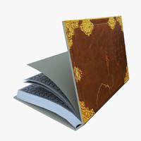 3d model rig book