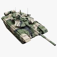 Battle Tank T-90