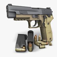 Sig Sauer P226 Combat 9mm