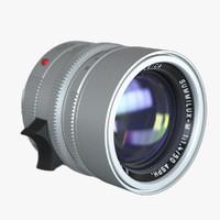 Leica Summilux-M 50mm ASPH Lens