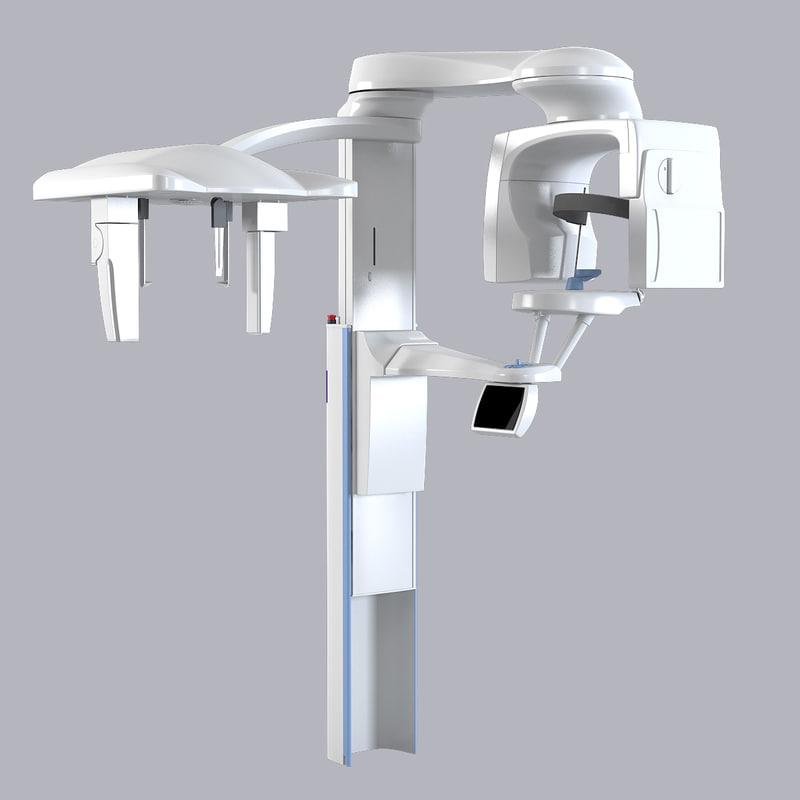 b Planmeca  X-Ray ProMax3D Dental Equipment diagnostic tooth mouth scan dentist stomatology clinic hospital medicine0001.jpg