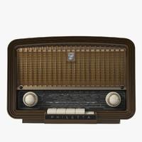 Philetta Vintage Radio