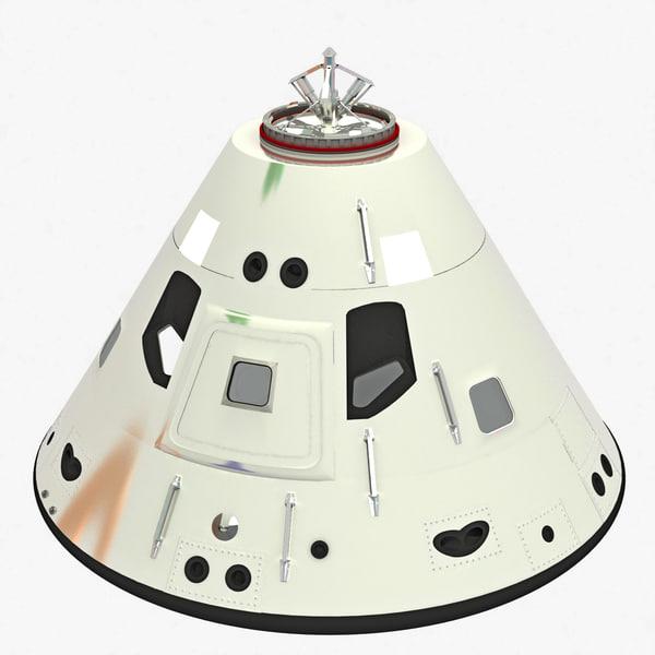 apollo spacecraft stl - photo #3