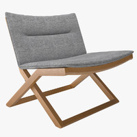 Cruiser Easy Chair & Stool
