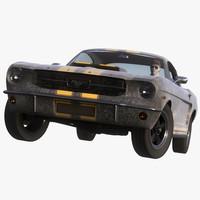3d model polys driver
